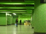Hong Kong Subway - Green by haynen, Photography->City gallery