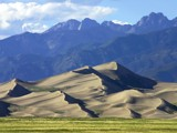 Great Sand Dunes National Park by Yenom, Photography->Mountains gallery