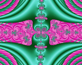 Meet Spikes Sister by Frankief, Abstract->Fractal gallery