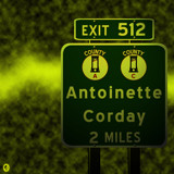 AU Road Signs - Exit 512 by Jhihmoac, illustrations->digital gallery