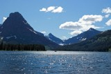 Many Glaciers Lake by kidder, Photography->Mountains gallery
