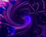 clash of the purples by caesurae, abstract gallery