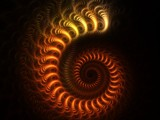 Blazing Spirals by razorjack51, Abstract->Fractal gallery
