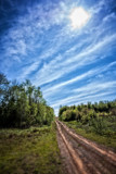 The Road Goes Ever On by Eubeen, photography->landscape gallery