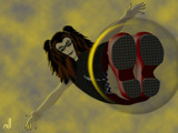 Life's A Balance by Jhihmoac, Illustrations->Digital gallery