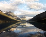 Glacier lake, Alberta, Canada by lsdsoft, Photography->Shorelines gallery