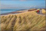 'Wintery' Stroll Through The Sand Dunes by corngrowth, photography->shorelines gallery