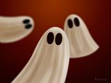 Halloween Ghosts by vladstudio, Illustrations->Digital gallery
