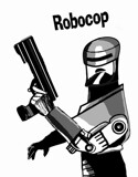 Robocop by bfrank, illustrations gallery