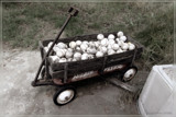 Baseball and Wagon by Flmngseabass, photography->general gallery