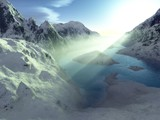 Northern Song by Nicky, Computer->Landscape gallery
