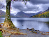Buttermere Reworked #2 by toxiccosmic, photography->landscape gallery