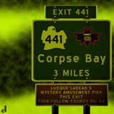 AU Road Signs - Exit 441 by Jhihmoac, illustrations->digital gallery