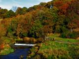 Clockburn Weir by biffobear, photography->landscape gallery