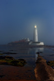 The Old Lady on a Misty Morning by biffobear, photography->lighthouses gallery