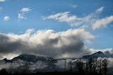 Cloud Covered Mountains by verenabloo, Photography->Nature gallery