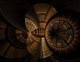 Brownie Delight by doubleheader, Abstract->Fractal gallery