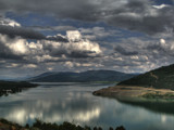 Clouds Under Water Calm by navarra, Photography->Landscape gallery