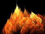 Flame Fractal by MorpheusZero, Abstract->Fractal gallery