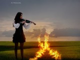 Playing with fire by avedeloff, photography->manipulation gallery