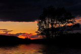 Sunset over Derwent by biffobear, photography->sunset/rise gallery