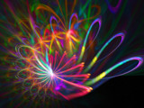 Blurred by ianmacappin, Abstract->Fractal gallery