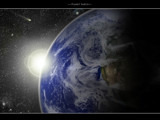 Planet Earth by Phil2001, Computer->Space gallery