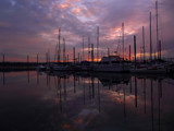 Mirrored Marina by busybottle, photography->sunset/rise gallery