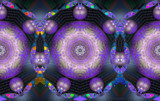 Violet Victory by Flmngseabass, abstract gallery