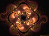 Raspberries 'n Cream Swirl by razorjack51, Abstract->Fractal gallery