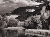 Logan Canyon - Autumn Splendor by nmsmith, contests->b/w challenge gallery