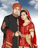 India Wedding 2 by vangsdesign, illustrations->digital gallery