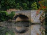 Warkworth Footbridge by biffobear, photography->bridges gallery