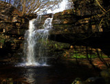 Summerhill Force on Bowlees Beck by biffobear, photography->waterfalls gallery