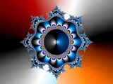 Blue Broach by razorjack51, Abstract->Fractal gallery