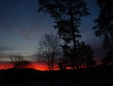 Cold Sunrise In VA by rcsrunner, Photography->Sunset/Rise gallery