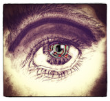 Boogers What An Eye by bfrank, illustrations gallery