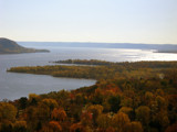 Lake Pepin in Autumn by soco3, photography->shorelines gallery