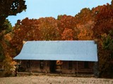 Fall Cabin by bfrank, contests->Fall Festivities gallery