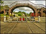 Crossing Gate 2 by Dunstickin, photography->trains/trams gallery