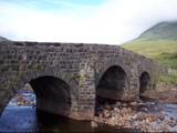Old Sligachan Bridge, Isle of Skye by CUTiger1989, Photography->Bridges gallery