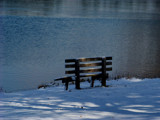 Cold Lonely Seat by thebitchyboss, Photography->Landscape gallery