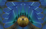 Safeguarding The Home Planet by Flmngseabass, abstract gallery