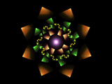 Pic a Petal by ianmacappin, Abstract->Fractal gallery