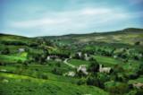 Dales Village by biffobear, Photography->Landscape gallery