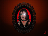 D-r-r-r-racula's Daughter by Jhihmoac, Illustrations->Digital gallery