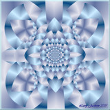 Iced Fractal by razorjack51, Abstract->Fractal gallery