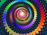 Tie Dye Swirl by rabagojason, Abstract->Fractal gallery