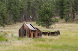 Black Hills Miner's Cabin by Nikoneer, photography->architecture gallery