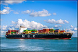 MSC Carolina by corngrowth, photography->boats gallery